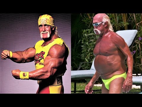 HULK HOGAN'S TRANSFORMATION