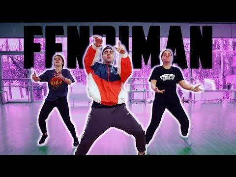 FENDIMAN - Jackson Wang | Choreography by Arturs Devels @Tähtvere Tantsukeskus