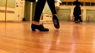 Learn to dance Sevillanas/Flamenco. First Sevillana. Part 1