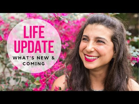 LIFE UPDATE | (App Launch, Juice Challenge, & Birthday in Morocco)