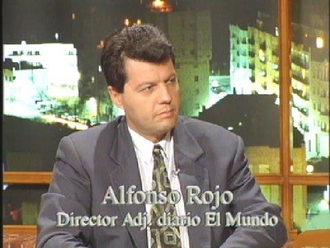 Alfonso Rojo, periodista corresponsal de guerra (1993 ...