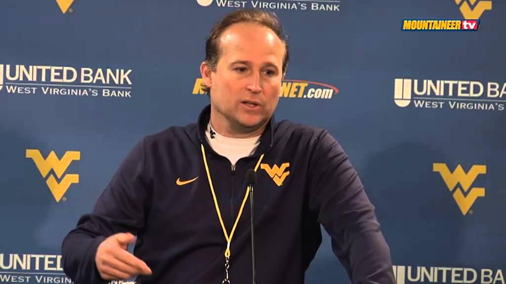Head Coach Dana Holgorsen - YouTube