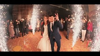 Свадьба без ведущего или когда оператор - тамада)))