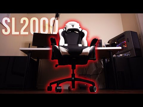 Vertagear SL2000 Gaming Chair Review