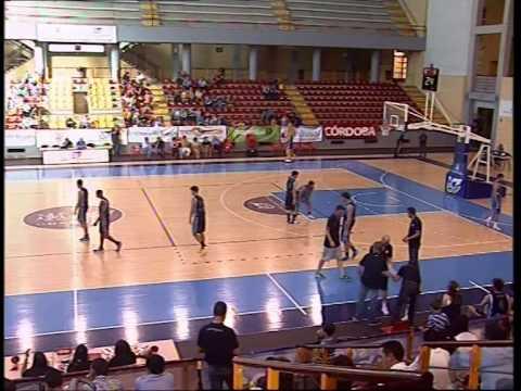 Baloncesto   Bball Córdoba Vs DKV San Fernando - Parte 1