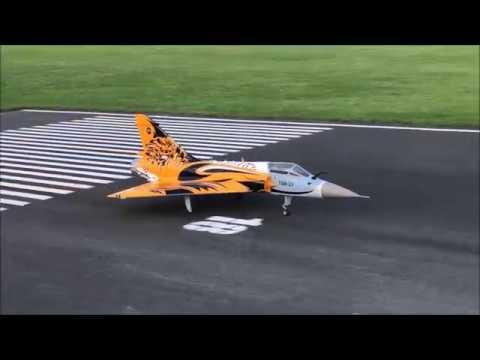 RC Modellflug HSD Mirage