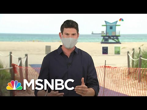 Florida Coronavirus Cases Hit 200K As State Adds Over 40K Cases In Just Four Days | MSNBC