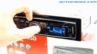 Pioneer DEH-8300SD - demo - Autoviihde