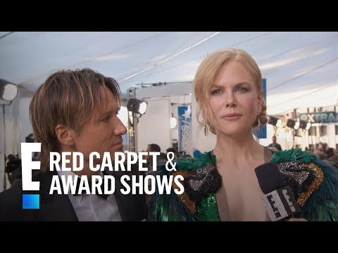 "Nicole Kidman Reveals Keith Urban's Tearful Reaction to ""Lion"" 
