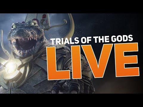 Assassin's Creed Origins - Trials of the Gods: Trial of Sobek [LIVE/PC]
