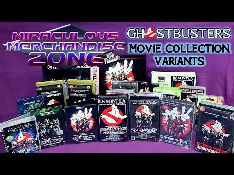 MMZ: Ghostbusters Movie Variants