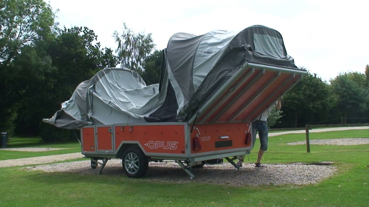 Car Camping Trailers For Sale Uk