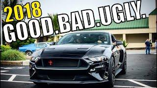 2018 Mustang GT REWIND...