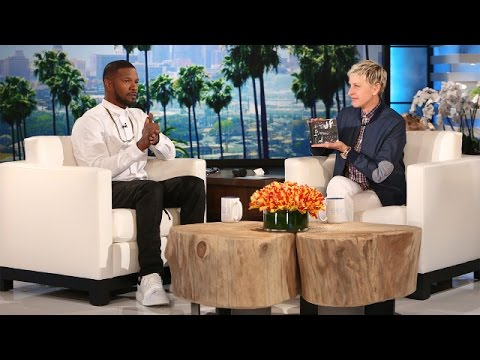 Jamie Foxx on Working with Kanye West