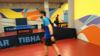 матч на сертификат на турниры/тренировки ttplayspb в Таймаут