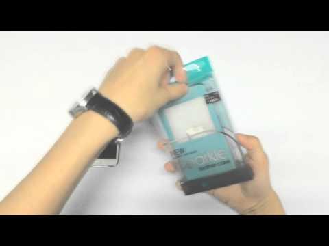 Nillkin Samsung Galaxy S5 Mini (G800) NEW LEATHER CASE- Spar