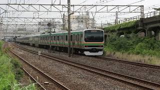 7/9.13 E235系1000番台横クラJ-01編成本線試運転