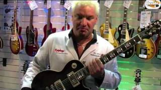 Dr Epiphone introduces the Epiphone Les Paul Tribute Models - Nevada Music UK