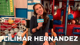 Bella And The Bulldogs Star Lilimar Hernandez Exclusive!