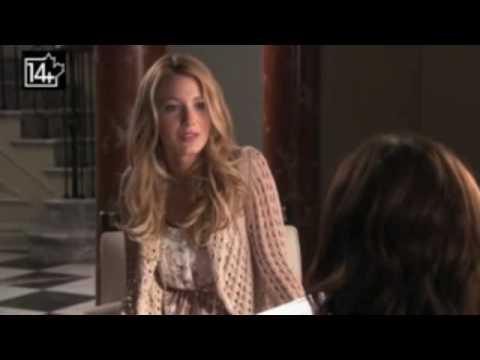 Best Gossip Girl Scenes ♥ Blair Chuck, Serena Dan, Jenny Nate