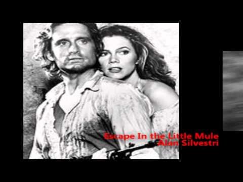 Romancing the Stone Soundtrack - Escape in the Little Mule(Alan Silvestri)