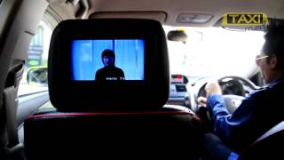 Watashi ads in taxi by Taximedia Thailand Thumbnail