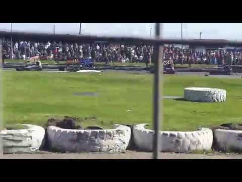 Brisca F2 UK Open: Skegness Stadium 10/07/16