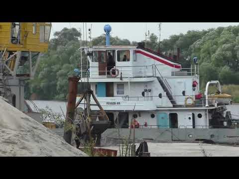 видео: Движуха на реке