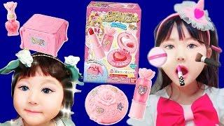 魔法使いプリキュア おもちゃ アンティークコスメセット 女の子 化粧品 メイク ごっこ遊び 食玩 全3種類 | Hane&Mari'sWorld thumbnail