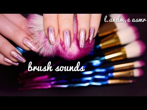 ASMR 💆 || brushing brushes brush sounds || 25MINS || no talking 🤐 ||