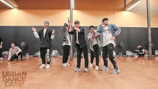 How It's Done - Candy Dulfer / Just Jerk Dance Crew, Choreography Showcase  / URBAN DANCE CAMP