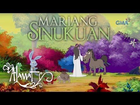 Alamat: Ang Alamat ni Mariang Sinukuan (full episode)
