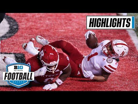 Nebraska at Rutgers | Cornhuskers Escape Piscataway with Win | Dec. 18, 2020 | Highlights
