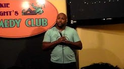Reco Cathey aka Mr Comedy @Jackie Knights Comedy Club St Augustine FL