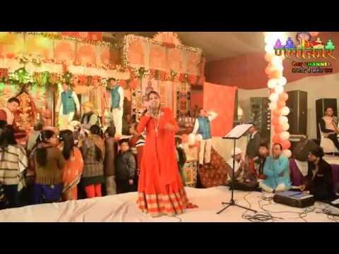 Aaj Tera Jagrata Mata(आज तेरा जगराता माता) # Bhajan Live # New Delhi # By Singer Prachi Jain