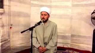 Fatih Camii İmam Hatibi Kurra Hafız Bünyamin Topçuoğlu Hocaefendi Bakara Suresi