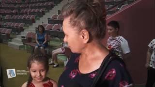 Иппотерапия — как курские дети лечились в цирке