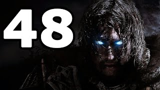 Middle-earth: Shadow of Mordor Walkthrough Part 48 - No Commentary Playthrough (PC)