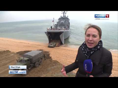 В Крыму прошли