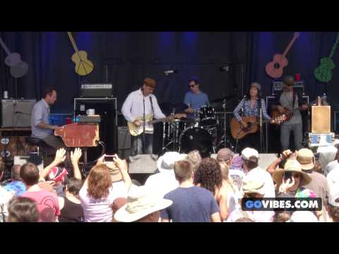 """Donna The Buffalo performs """"I Love My Tribe"""" into """"Family Picture"""" at Gathering of the Vibes 2014"""