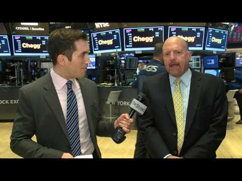 Jim Cramer is talking retail-palooza and earnings from Macys, Kohls, JCPenny and More