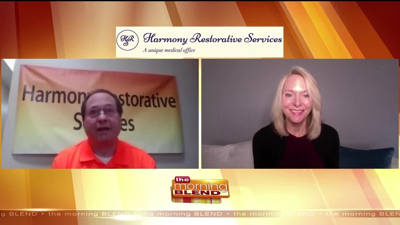 The Morning Blend with Harmony Restorative Services 10/30/20