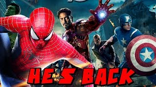 Spider-Man Is Now In The Marvel Cinematic Universe!