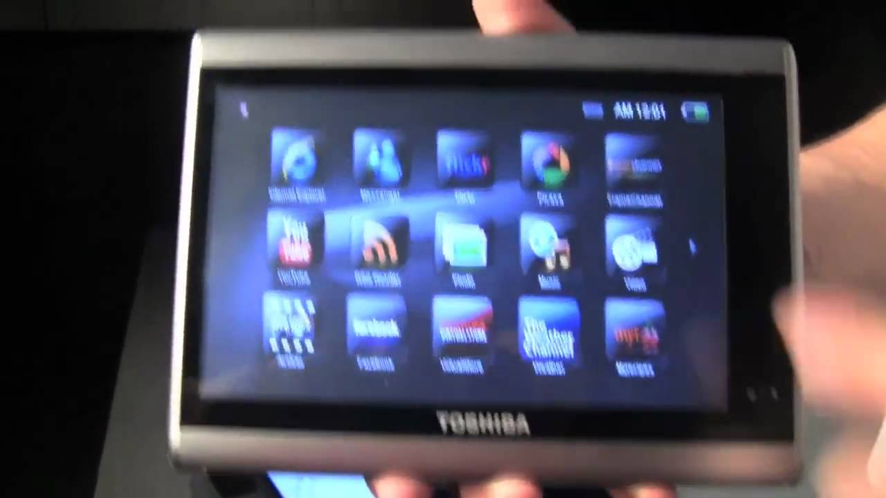 toshiba journe touch tablet im kurztest youtube. Black Bedroom Furniture Sets. Home Design Ideas