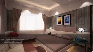 Contemporary Modern Fusion | Interior Design and Architecture Planning.