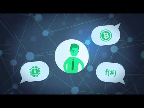 Blockchain einfach erklärt | Blockchain Valley Conference