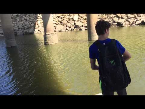 Fishing For Anything In The Trinity River