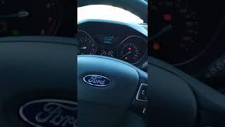 Форд Фокус 3. Расход АИ-95 на  90-100 км/ч