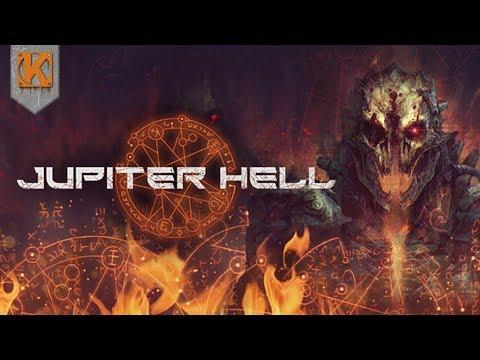 Jupiter Hell   TOP-DOWN ROGUELIKE DOOM   Gameplay Showcase - Part 1