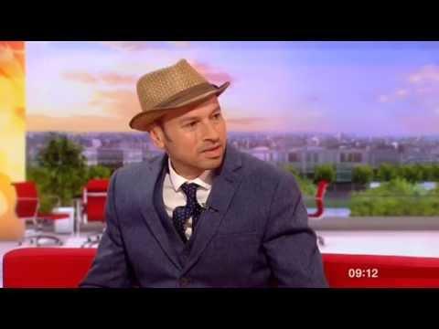 Si Cranstoun BBC Breakfast 2015